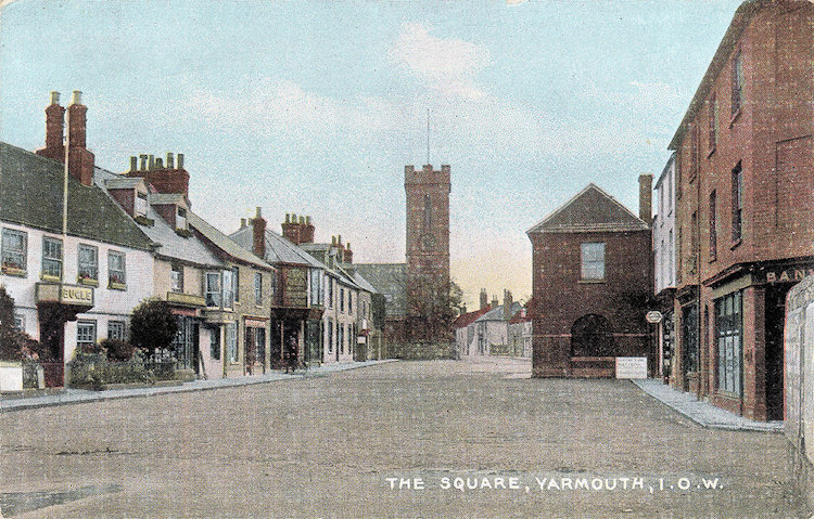 Yarmouth Square